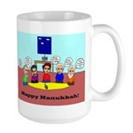 Philosophy Hanukkah Mugs