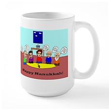 Philosophy Hanukkah Mugs