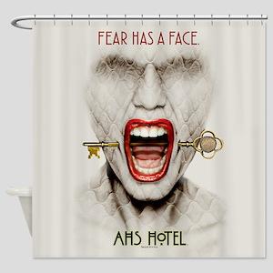 AHS Hotel Fear Has a Face Shower Curtain