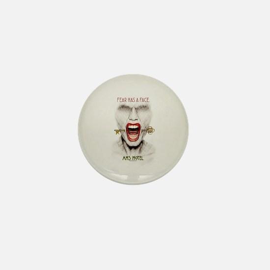 AHS Hotel Fear Has a Face Mini Button