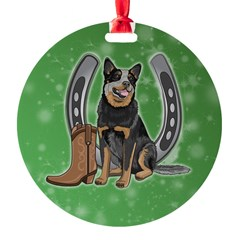 Australian Cattle Dog Ornament