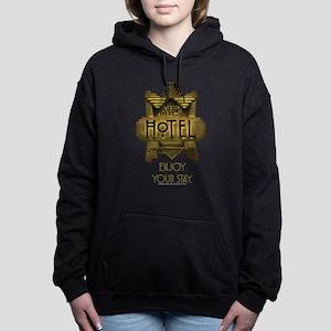 AHS Hotel Enjoy Your Sta Women's Hooded Sweatshirt