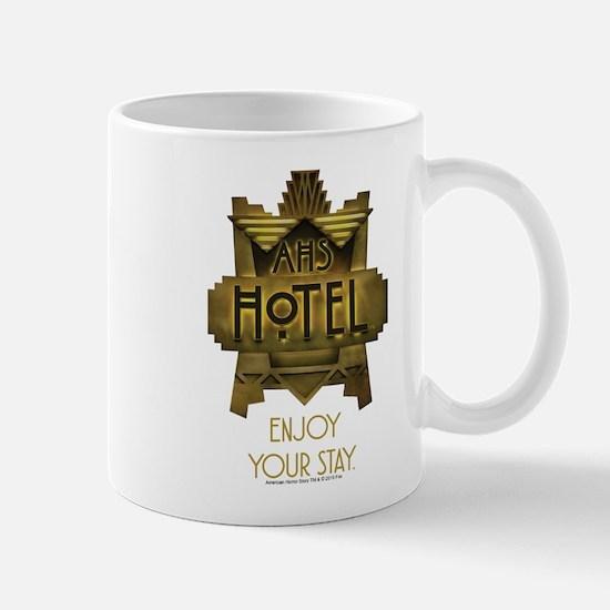 AHS Hotel Enjoy Your Stay Mug