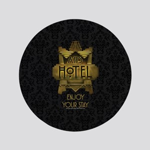 AHS Hotel Enjoy Your Stay Button