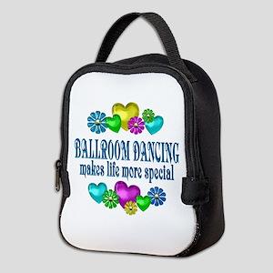 Ballroom More Special Neoprene Lunch Bag