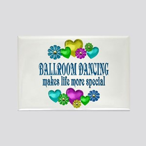 Ballroom More Special Rectangle Magnet