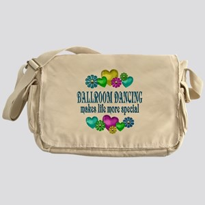 Ballroom More Special Messenger Bag