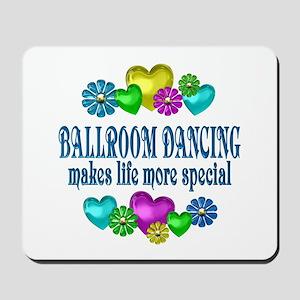 Ballroom More Special Mousepad