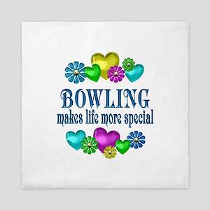 Bowling More Special Queen Duvet