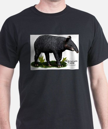 Mountain Tapir T-Shirt