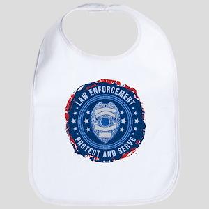 Law Enforcement Seal of Safety Bib