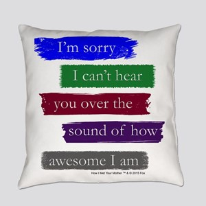 Awesome Everyday Pillow