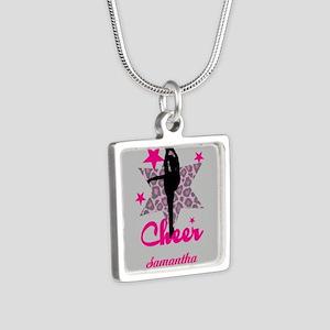 Pink Cheerleader Necklaces