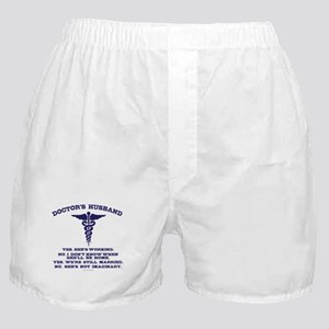 Doctor's Husband Boxer Shorts