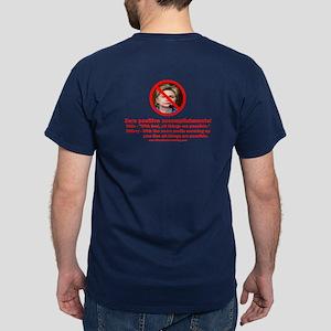 Ohio Hillary Motto Dark T-Shirt