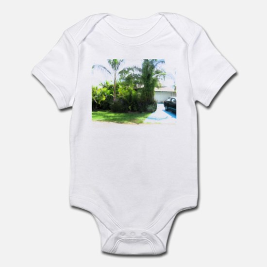my home Infant Bodysuit