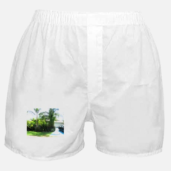 my home Boxer Shorts