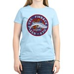 USS FINBACK Women's Light T-Shirt