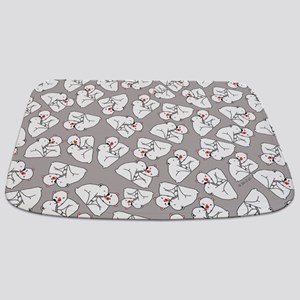 Polar Bears Bathmat