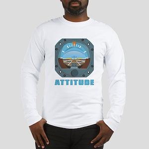 Attitude Indicator Long Sleeve T-Shirt