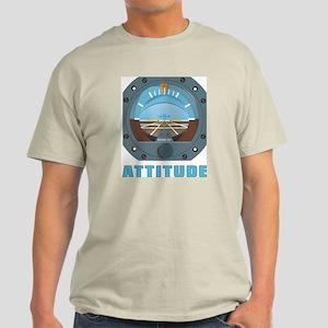 Attitude Indicator Light T-Shirt