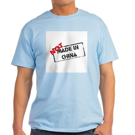 Not Made in China Light T-Shirt
