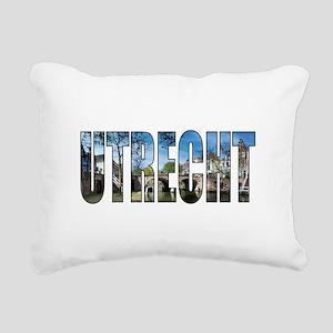 Utrecht Rectangular Canvas Pillow