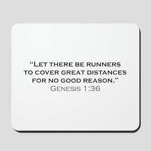 Runner / Genesis Mousepad