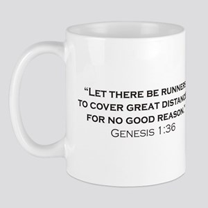 Runner / Genesis Mug