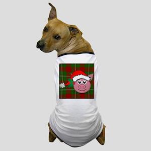christmas pig Dog T-Shirt