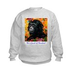 Friends of Bonobos Kids Sweatshirt