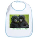 Friends of Bonobos Bib