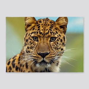 Jaguar009 5'x7'Area Rug