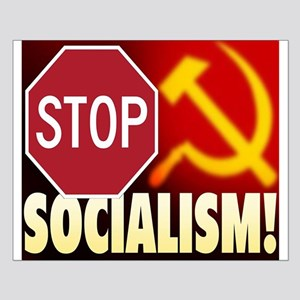 Stop Socialism Posters
