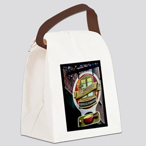Crépes Suzette Canvas Lunch Bag