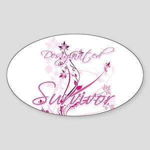 Designated Survivor Oval Sticker