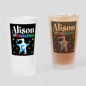 BEST GYMNAST Drinking Glass