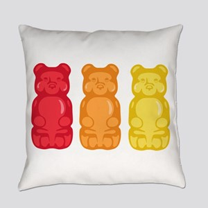 Gummy Bears Everyday Pillow
