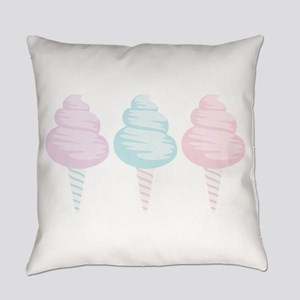 Cotton Candy Everyday Pillow