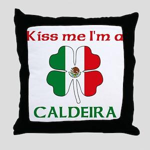 Caldeira Family Throw Pillow