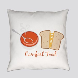 Comfort Food Everyday Pillow