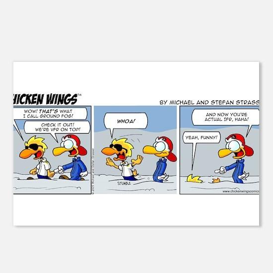 0085 - VFR on top Postcards (Package of 8)
