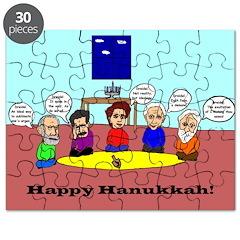 Philosophy Hanukkah Puzzle