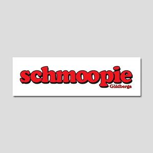 Schmoopie Car Magnet 10 x 3