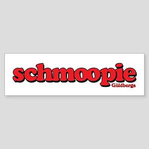 Schmoopie Bumper Sticker