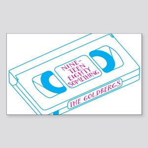 1980 Something Tape The Goldbergs Sticker