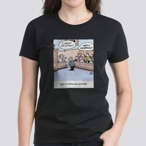 Jury of English Major Cartoon T-Shirt