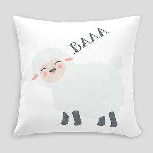 Baaa... Everyday Pillow