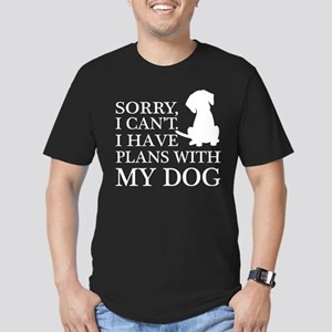 I have plans, Dog Lovers T-Shirt