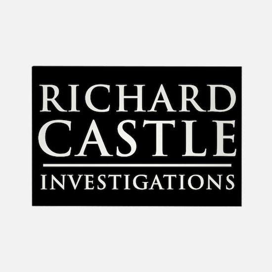 Richard Castle Investigations PI Magnets